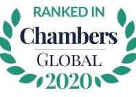 Chambers and Partners Global 2020